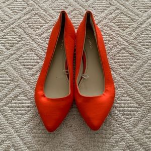 Express Pointed Toe Flats